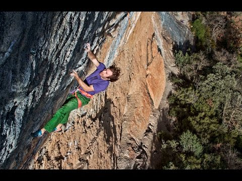 Oliana, Good times Sharma climbing video!