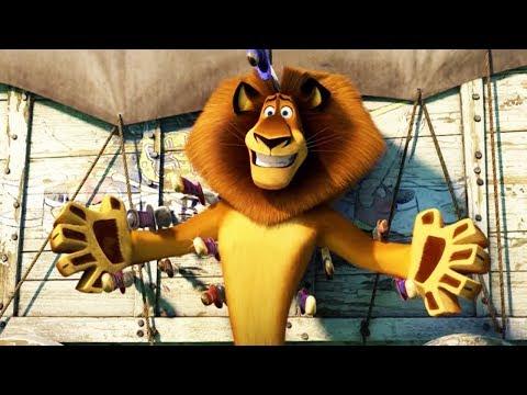 DreamWorks Madagascar | Alex's Speech | Madagascar 3