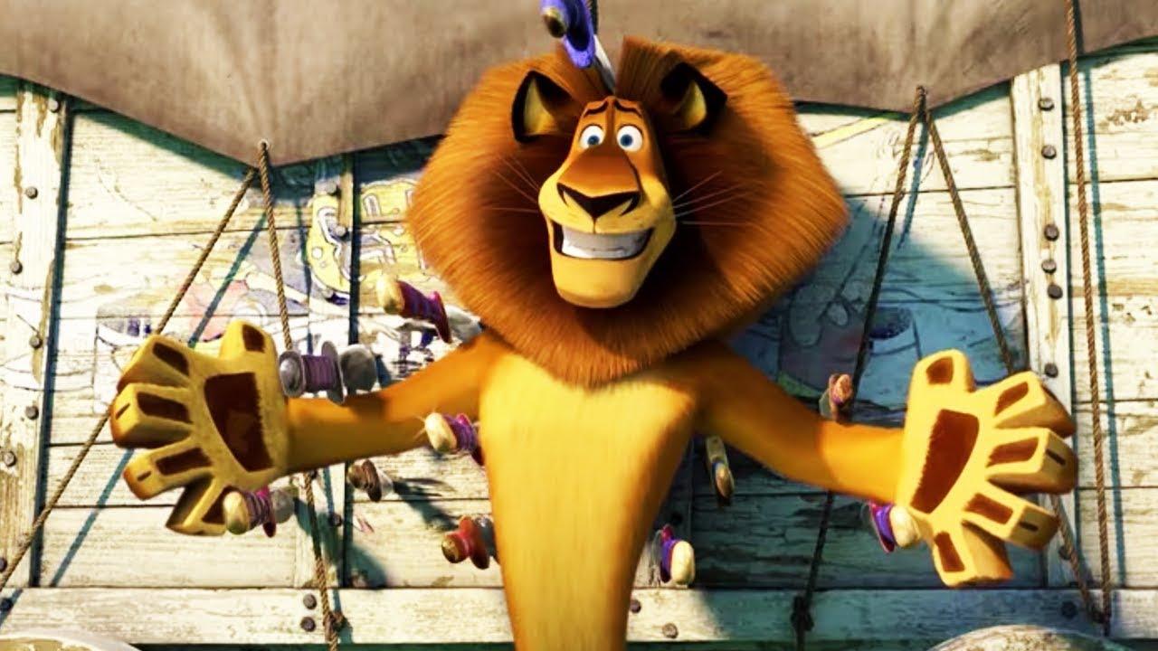 DreamWorks Madagascar | Alex's Speech | Madagascar 3: Europe's Most Wanted  | Kids Movies