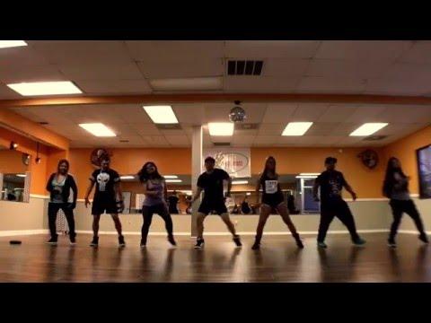 Desde Esa Noche By Thalia Ft Maluma - Raquel Call & Zumba Team Dallas Texas - 2016