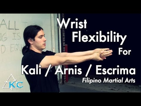 How To Increase Wrist Flexibility 3 Martial Arts Moves