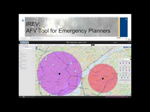 iREV Tracking Tool and Alternative Fuel Vehicle Resources