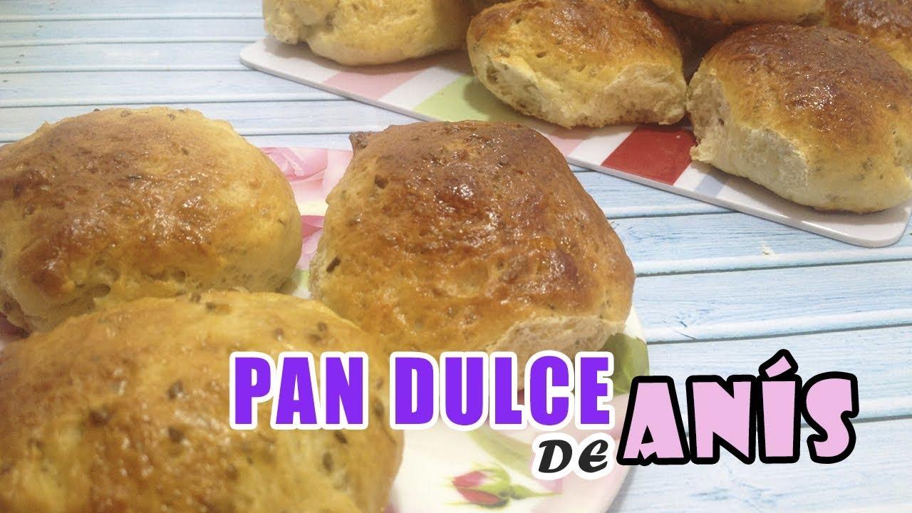 receta pan dulce casero con polvo de hornear