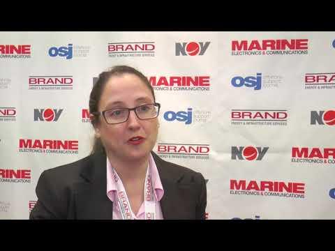 Zaloa Sánchez Varela, Training Manager Apave Marine