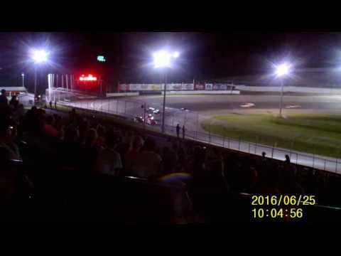 Lebanon I 44 Speedway Pro Late Models feature  6 25 16
