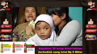 VIRAL TRENDING I Minuman Ichitan Mendadak Jutawan 2 Periode 2018