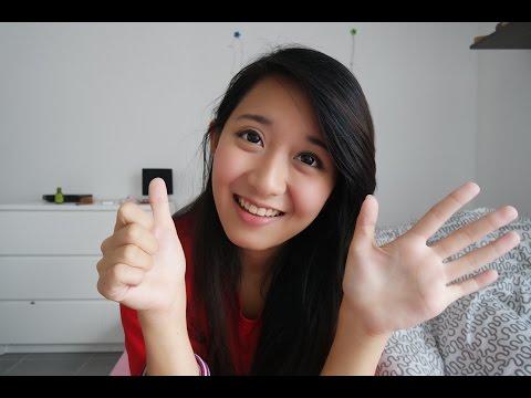 The language video! Me speaking: English, Chinese, French, Indonesian, Japanese, Javanese.