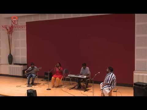 TALF musical performance