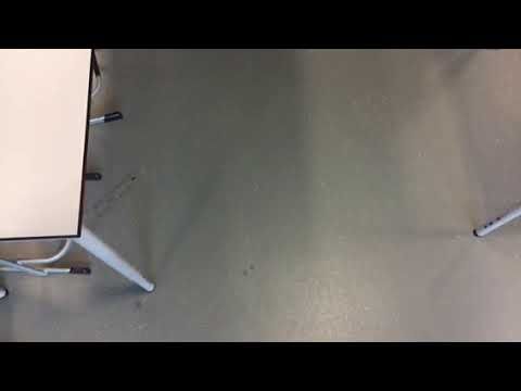 Simple Projectile Motion Demonstration