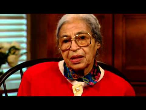 Rosa Parks: Bus Boycott Interview