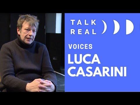 Luca Casarini in the launching event of DiEM25 (Berlin)