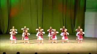 """ДШИ """"Аккорд"""" - Гуцульский танец"""