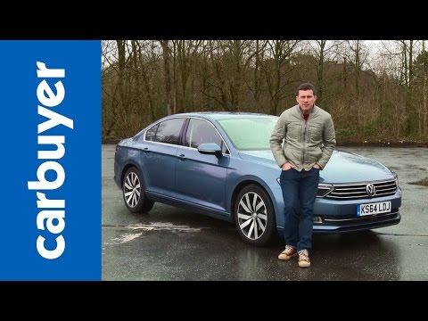 Volkswagen Passat saloon review - Carbuyer