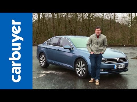 Volkswagen Passat saloon review – Carbuyer