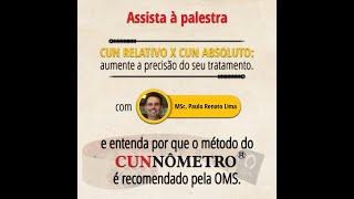 Entenda por que o método do Cunnômetro® é recomendado pela OMS.