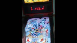 Visual Pinball X - Stern Kiss WIP with UltraDMD