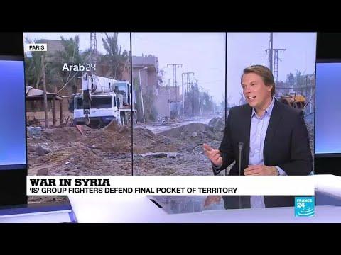 War in Syria: