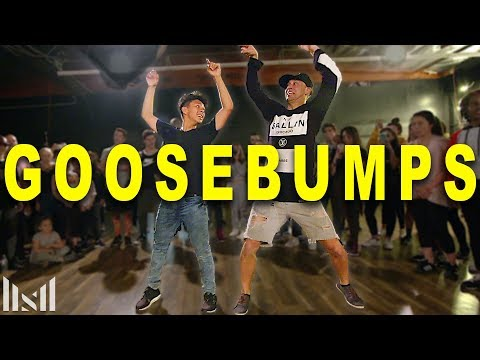 GOOSEBUMPS - Travis Scott Dance | Matt Steffanina Ft Kenneth