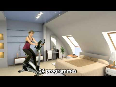 Vélo Ergomètre - Care EMS Endurance - Tool Fitness