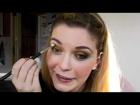 Maquillage De Maya Labeille Youtube