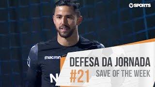 Defesa da Jornada (Liga 18/19 #21): Renan (Sporting)