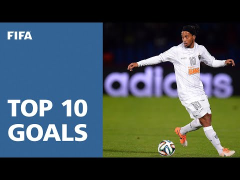 Top 10 Goals: FIFA Club World Cup Morocco 2013