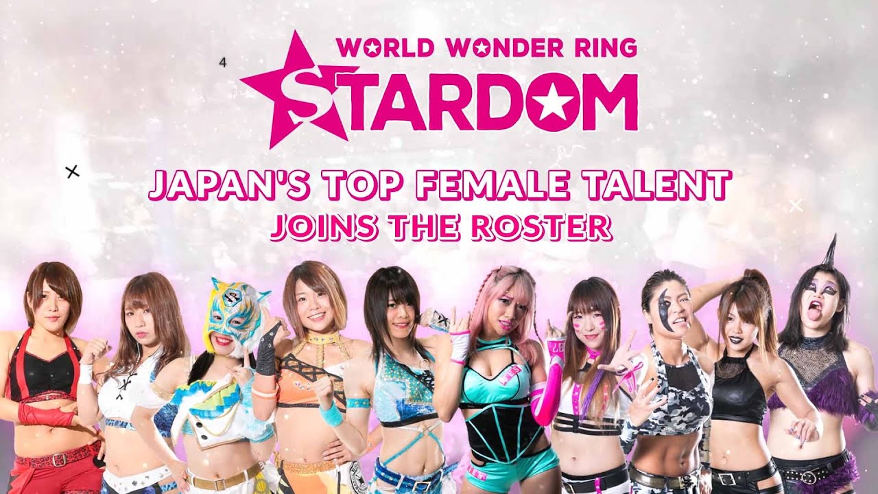 Fire Pro Wrestling World - World Wonder Ring Stardom DLC Trailer