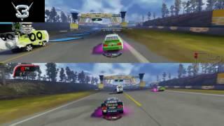 Cars 3:Driven to Win || Wanuxi试玩