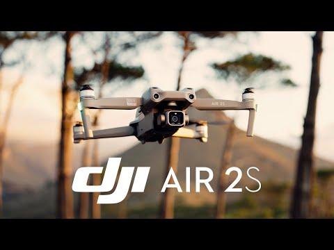 DJI - Introducing DJI Air 2S