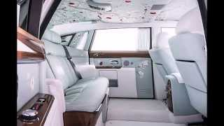 Rolls-Royce Phantom Serenity 2015 Videos