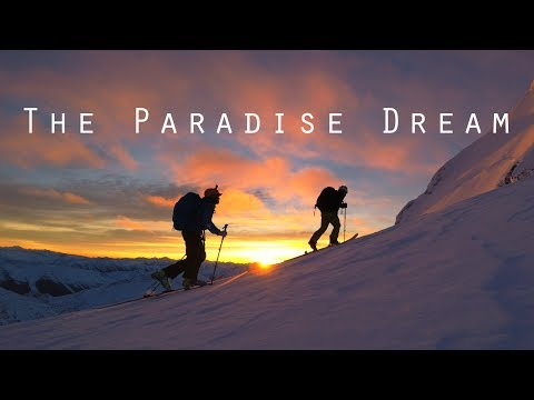 The Paradise Dream - A Joffre Group Ski-Fly Traverse