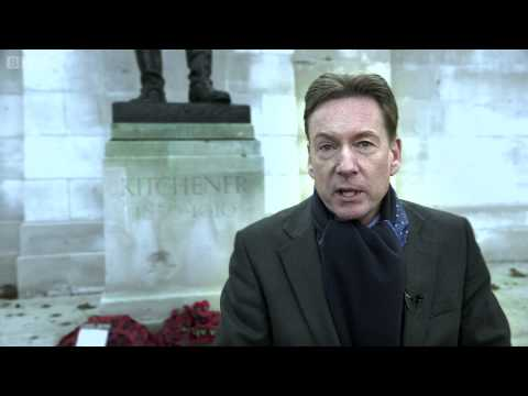 Frank Gardner: Why were journalists threatened with execution in WW1? - BBC World War One