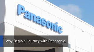 Why Work at Panasonic?