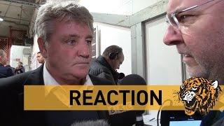 Manchester United V Hull City | Reaction With Steve Bruce