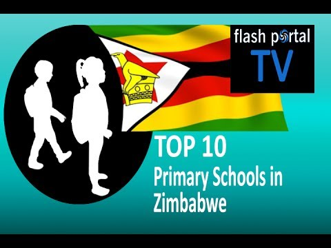 Top 10 Primary Schools in Zimbabwe