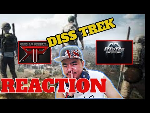 RIP/MORS DISS TREK REACTION (LZ GAMING)