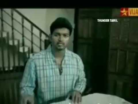 An Interview with Vijay | 2004 | Vijay Cooking Food | With his Wife Sangeetha