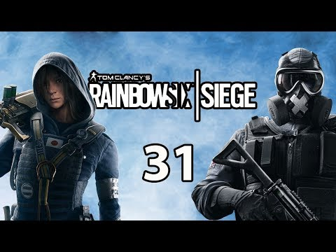 Northernlion and Friends Play: Rainbow Six: Siege! [Episode 31: Hibana and Mute]