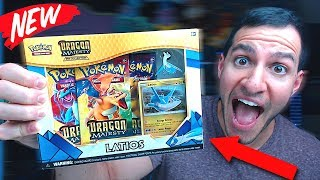 POKEMON DRAGON MAJESTY IS HERE! - New Pokemon Card Opening! *SECRET RARE PULL*