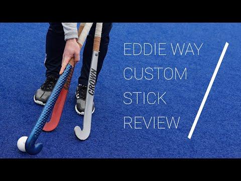 CROWN CUSTOM STICK REVIEW Ft. Eddie Way