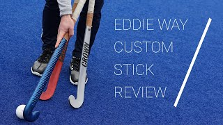 CROWN CUSTOM STICK REVIEW ft Eddie Way