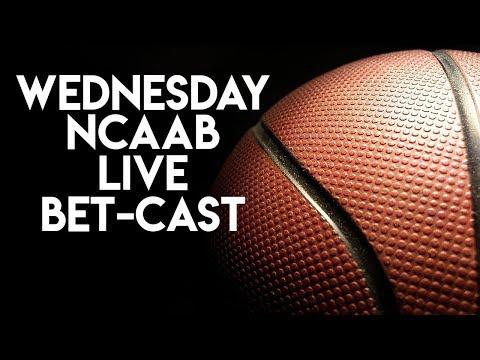 Xavier vs. Villanova Betting Live | Wednesday Night College Basketball Betcast