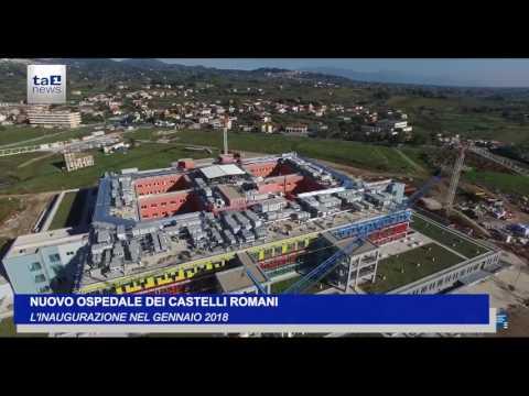 NUOVO OSPEDALE DEI CASTELLI ROMANI, GENTILONI E ZINGARETTI OGGI IN VISITA