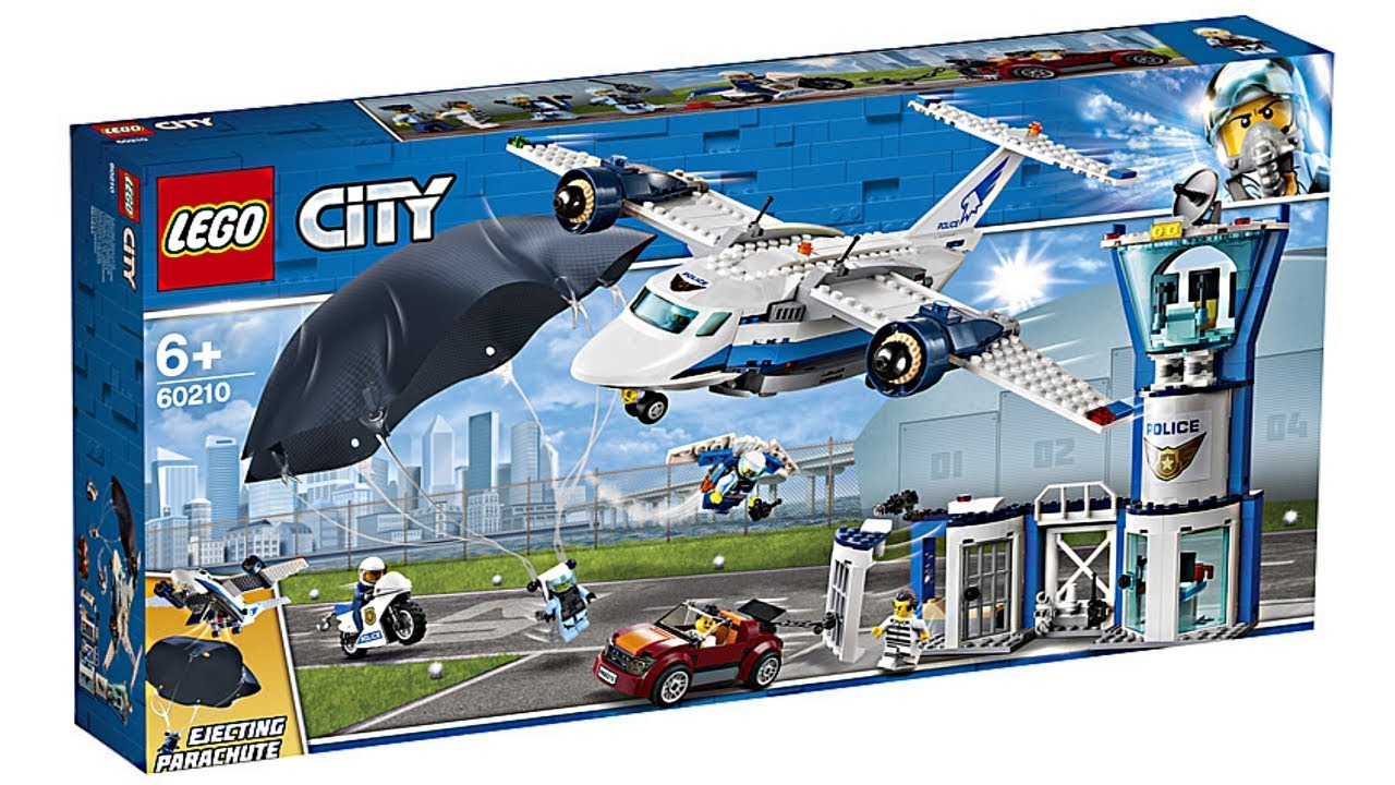 lego city 2019 sets lego city is interesting again youtube. Black Bedroom Furniture Sets. Home Design Ideas
