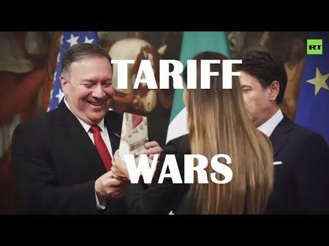 WTO ruling: US gets green light for $7.5BN tariffs on EU goods