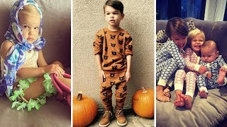 Nick Lachey And Vanessa Joy's Kids 2017 [ Phoenix Robert , Camden John , Brooklyn Elisabeth] Thank You for watching. Subscribe for more videos.
