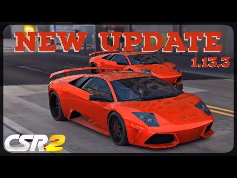 CSR Racing 2 - New update 1.13.3 - Upcoming new cars!