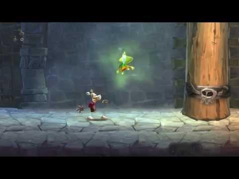 Rayman Legends - Part2 - วิ่งดุ๊กดิ๊กไปช่วยเพื่อนพ้อง - Thai Caster