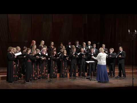 Tartu Ülikooli Kammerkoor Jõhvis 09 04 16