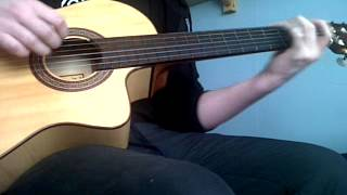 Alt-J (∆) - Interlude II Guitar Cover